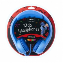 030 Grixx Optimum Headphone Kids Blue