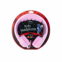 031 Grixx Optimum Headphone Kids Pink